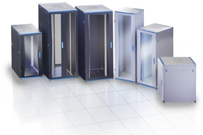 Szafy dystrybucyjne i serwerowe